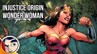 Injustice Wonder Womans TRUE Origin - Complete Story