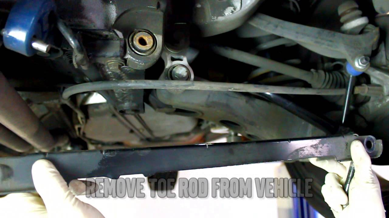 Ipd Volvo Adjustable Rear Toe Rod Installation