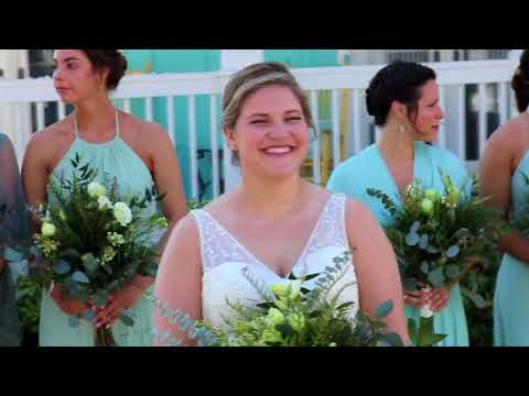 THE WEDDING OF JAYLIN  AMANDA MILLER