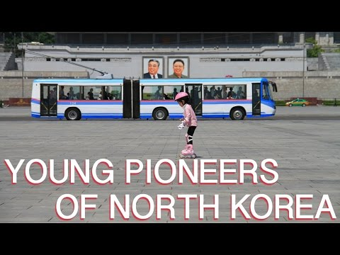 Young Pioneers of North Korea