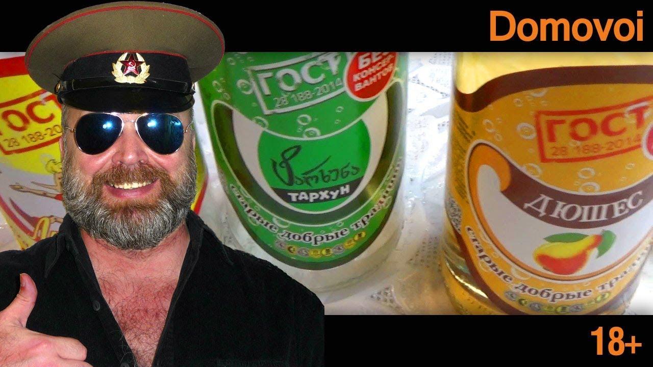 Лимонад из СССР. Это Не домашний лимонад и НЕ лимонад для похудения   Domovoi