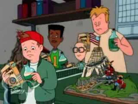 Disney's Recess - A Science Fair To Remember