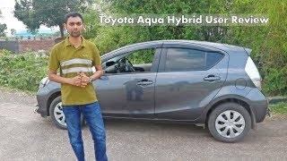 Toyota Aqua Hybrid User Review in Bangla Part 1-টয়োটা একুয়া হাইব্রিড রিভিউ