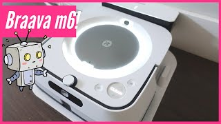 Braava m6 Mopping Robot Unboxing, Demo & Review!