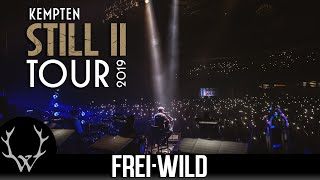 Frei.Wild - Betrunken an den Bus gepinkelt?! - Kempten  - STILL II TOUR 2019