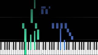 JUSTIN HURWITZ   A LOVELY NIGHT LA LA LAND PIANO TUTORIAL