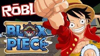 A brand new One Piece EPIQUE game! - Roblox #1 Piece Blox