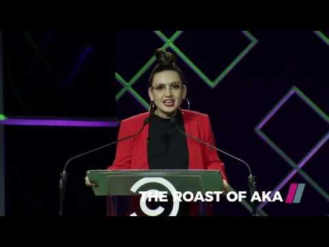 Comedy Central Roast of AKA | Nina Hastie | Only on Showmax