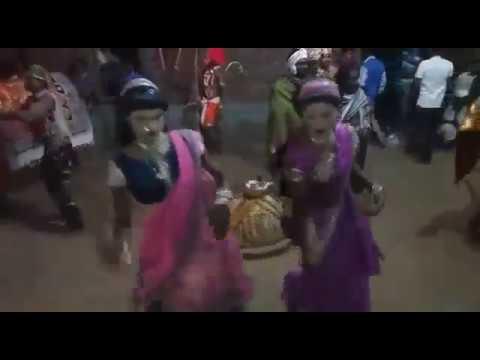 Aadivasi rodali songs play with banjo - Pravin Valvi