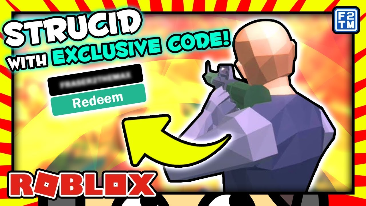 Roblox Strucid - (Code Expired) WATCH FOR EXCLUSIVE CODE ...