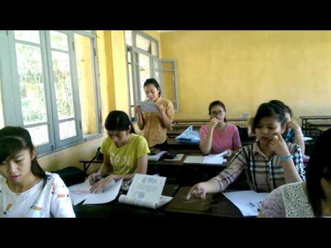 Bài giảng tập đọc - nhóm 4 - lớp K33A5 - CĐSPHN