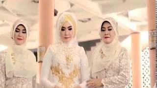 Video Bikin Baper Wedding Muslim Clip Terbaik 2017 - Shalawat pengiring Ya Habibal Qolbi download MP3, 3GP, MP4, WEBM, AVI, FLV Oktober 2018