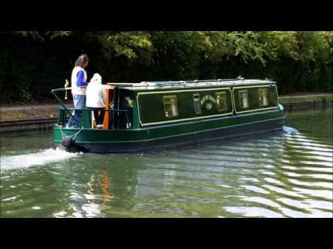 London Canal Boats
