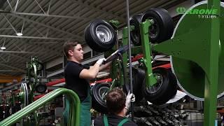 Ausbildung bei KRONE – Fachkraft für Metalltechnik (m/w/d)