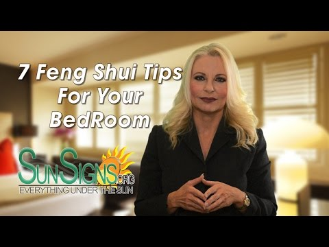 7 Feng Shui Tips For Your Bedroom