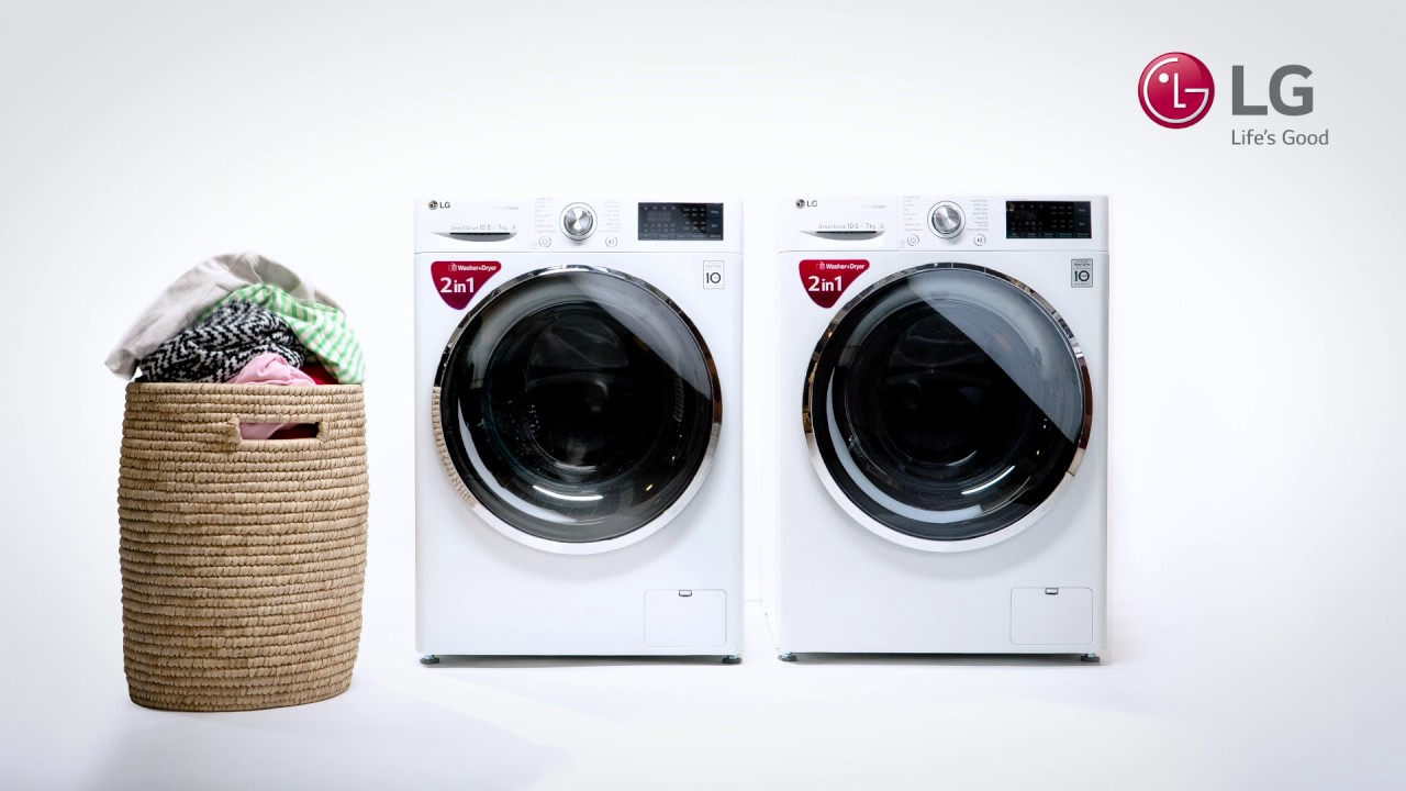 Lg Washers And Dryers I Front Load Stackable Washer Dryer