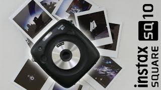 Fujifilm Instax Square SQ10 Review/Test | ModestBox