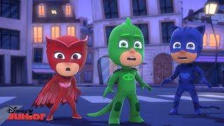 PJ Masks Super Pigiamini - Super imbranati - Dall'episodio 13