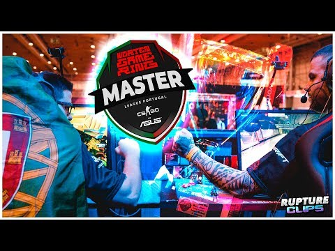 Worten Game Ring Master League Portugal - Melhores Momentos (Lisboa Games Week 2018)