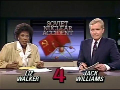 WBZ Archives: Major Nuclear Meltdown At Chernobyl