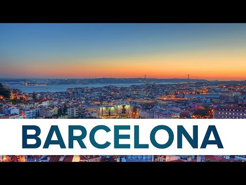 Top 10 Facts - Barcelona // Top Facts