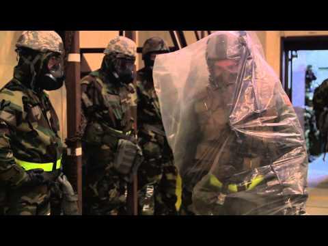 Yokota Air Base Readiness Inspection