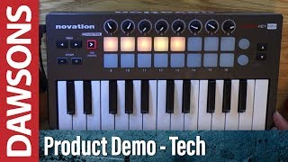 Novation Launchkey Mini Overview