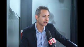 Ian Brossat, tête de liste aux européennes, porte-parole du PCF