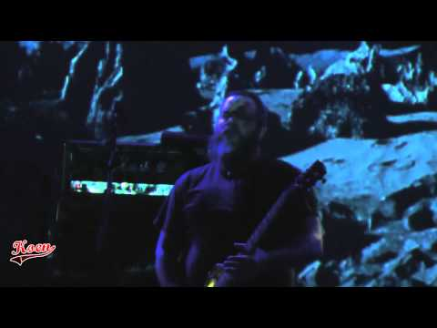 Shrinebuilder - Nagas 1&2 | 3cam mix, Roadburn 2011