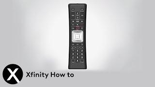 Learn the Xfinity X1 Remote Control Layout