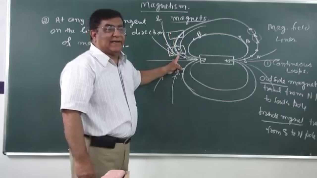 Xii 4 1 magnet and magnetism 2014 pradeep kshetrapal physics youtube