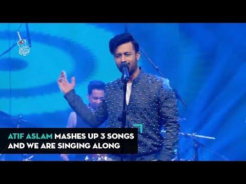 Atif Aslam Mash up | Mahi Ve | Meray Watan - Pepsi Battle Of The Bands Final Episode