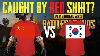 PUBG : Korean Streamer betrays his new chinese friends