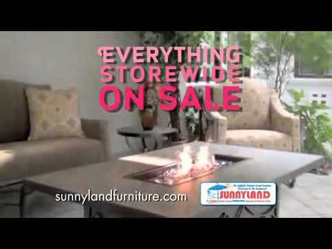 January Big Sale - Outdoor Furniture Clearance Event