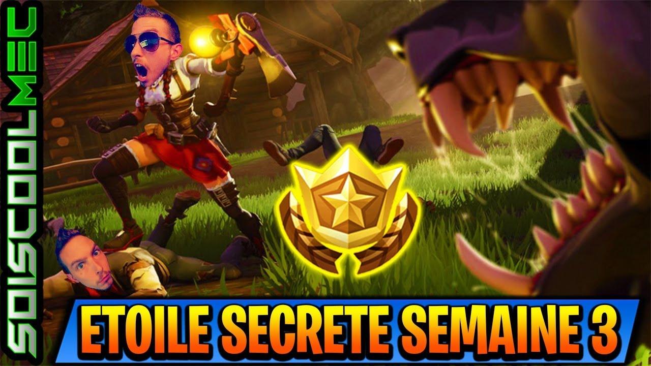 Download Emplacement Etoile Secrète Semaine 3 La Traque