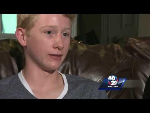 Injured Washington Co. Deputy Shares His Story With 40/29 News
