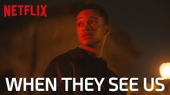 WHEN THEY SEE US Review, Hintergrund, Vorabkritik & deutscher Trailer der Netflix Serie 2019
