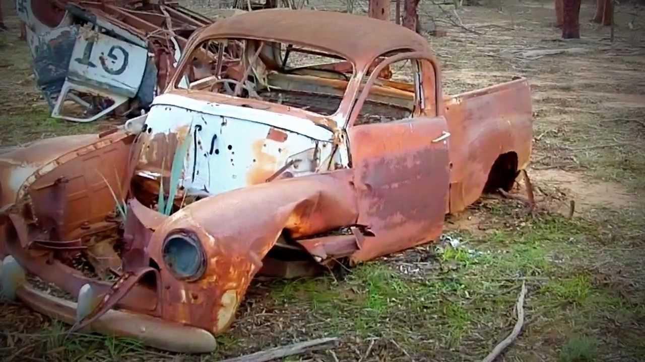 BLOKESIZE™ RELICS #1... FJ Holden Ute, FJ Holden Sedan, 1949 ...