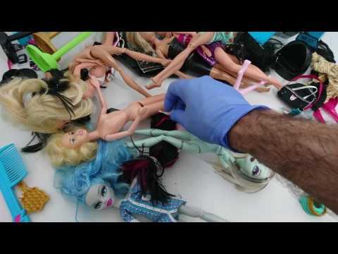 Doll Haul 💓 #ASMR video
