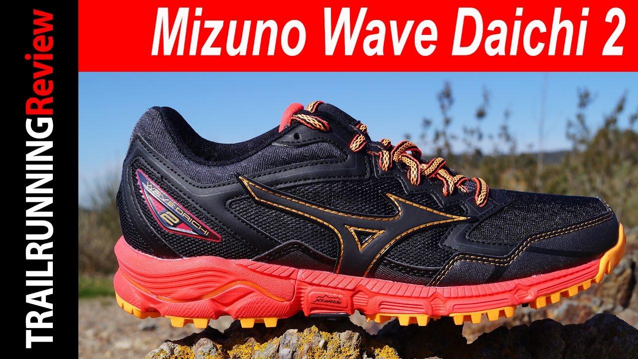 timeless design e78dd e342b Mizuno Wave Daichi 2 Review