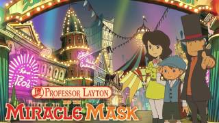 Professor Layton and the Miracle Mask - Mysterious Flower (Saxophone Cover)