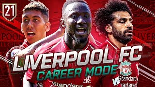 FIFA 19 LIVERPOOL CAREER MODE #21 - THIS IS ABSOLUTELY AMAZING! LETS GOO!!!