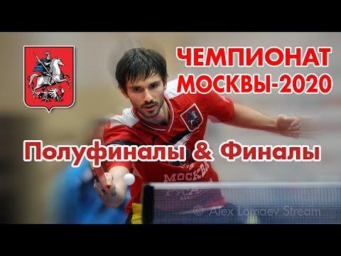 Чемпионат Москвы-2020. Полуфиналы & Финалы