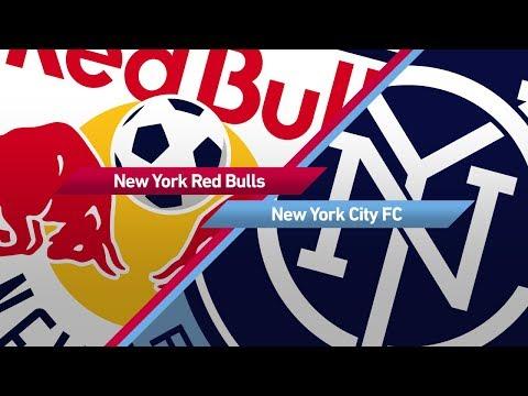 Highlights: New York Red Bulls vs. New York City FC | August 25, 2017