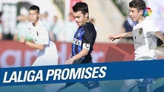 Resumen de Cuartos XXIII Torneo Internacional LaLiga Promises Arona thumbnail