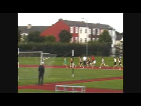 Irish milers club mens 1500 A race