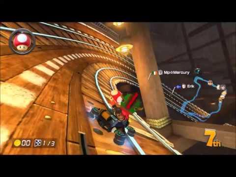 Mario Kart 8 (MK8) Online - MORE PRO LOBBY MISERY