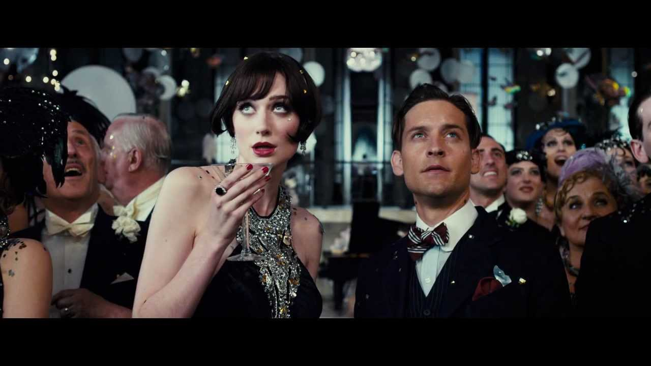 The Great Gatsby clip ...