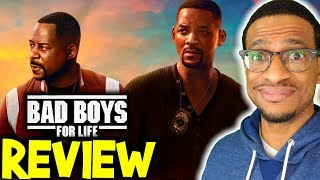 Bad Boys For Life - Movie Review