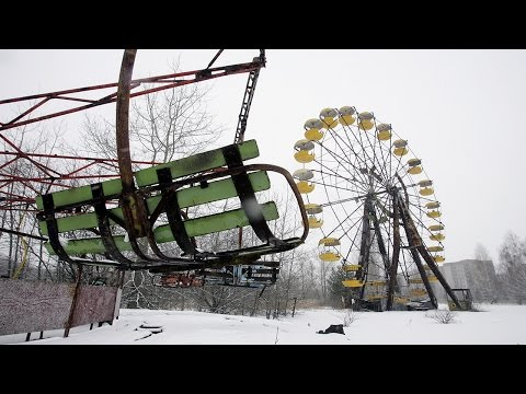 Chernobyl's Abandoned Amusement Park: Where The Ghosts Of Chernobyl Play